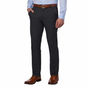 Greg Norman Ultimate Travel Pant Black Stretch